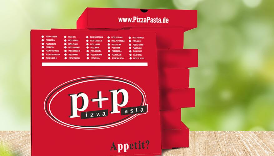 Pizza Pasta umweltfreundliche Maßnahmen