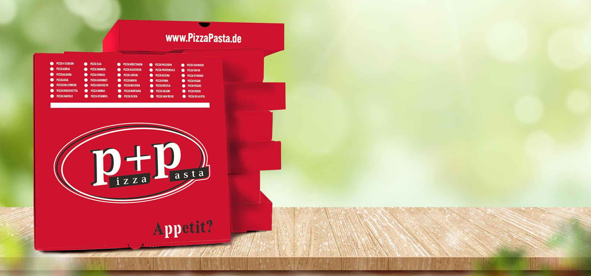 Pizza Pasta_Umweltfreundlich